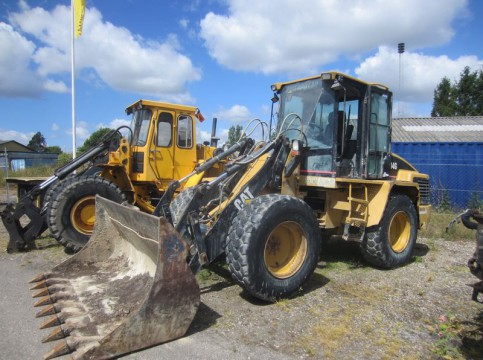 CAT IT14G WHEELLOADER